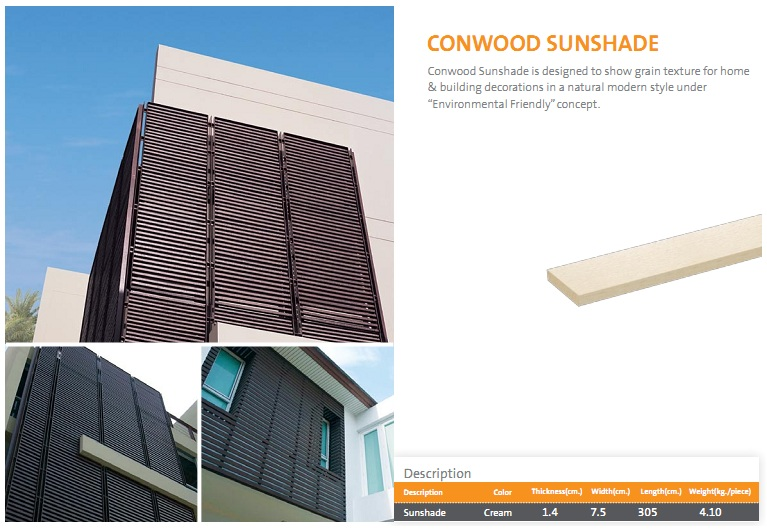 lam che nắng conwood